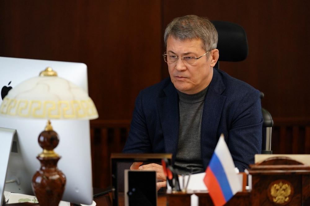 Радий Хабиров анонсировал появление «дороги жизни» в Уфе