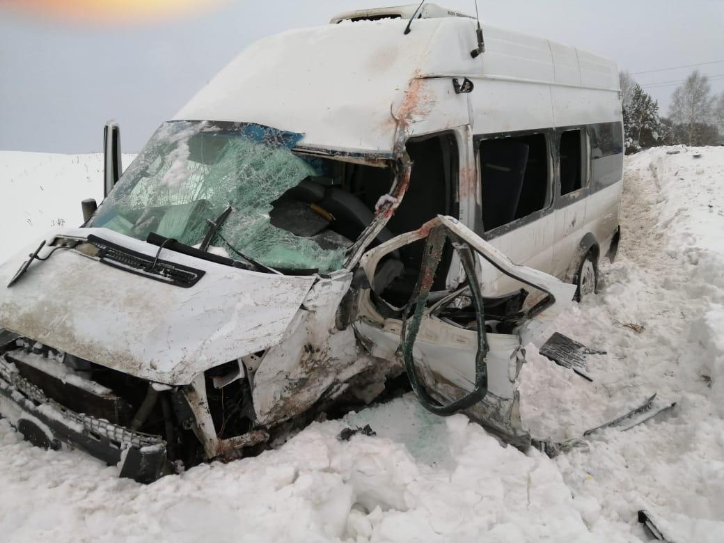 В Министерстве здравоохранения Баашкирии сообщили о состоянии пострадавших в аварии девочек