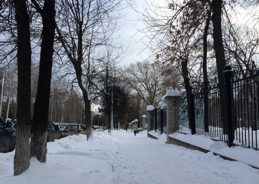 Погода в Уфе на субботу, 18 января 2020 года