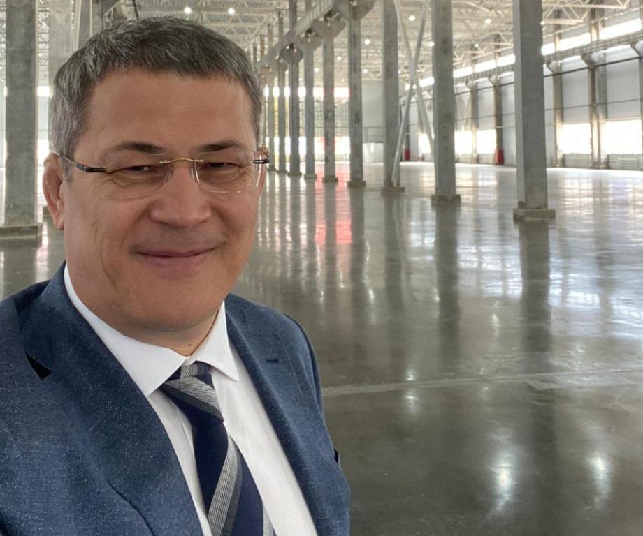 Радий Хабиров поделился радостной новостью