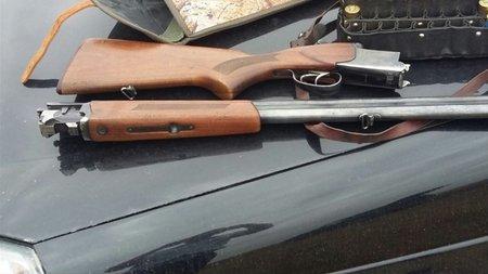 ВБашкирии браконьера, убившего лося, задержали вмомент разделки туши