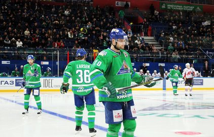 Салават Юлаев закрыл Регулярный чемпионат КХЛ валидольным матчем с Ак Барсом