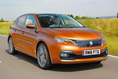 Peugeot в 2018 году может стать электромобилем