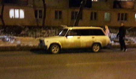 ВСтерлитамаке под машину угодила 13-летняя девочка