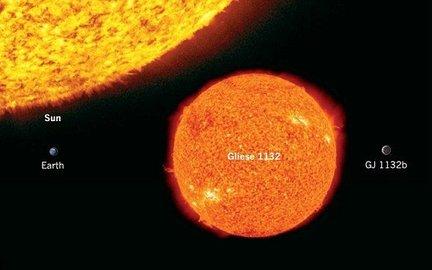 Ватмосфере одной из нетак давно открытых экзопланет найден кислород