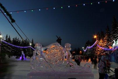 Мэрия Уфы вдвое увеличила бюджет новогоднего оформления площадей