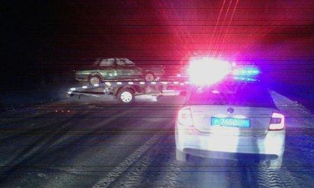 Нетрезвого водителя ВАЗ-21099 ловили сострельбой вБашкирии