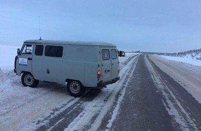 ВБашкирии школьник перебегал дорогу ипопал под колеса УАЗа