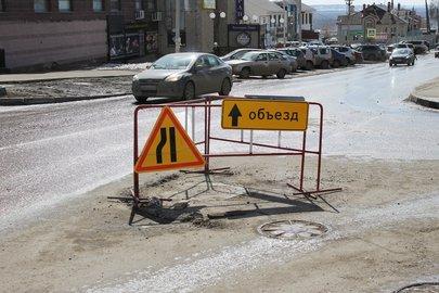 Внынешнем году вУфе починят практически 60 километров дорог