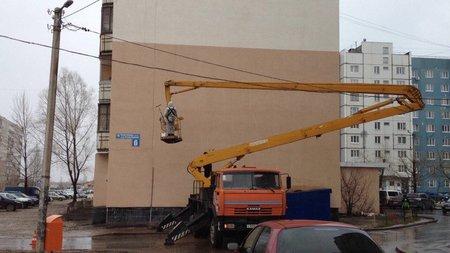 Вуфимском Сипайлово появится новое портретное граффити
