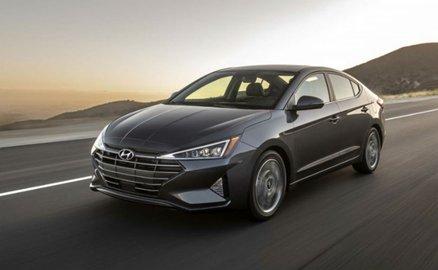 Hyundai представила обновленный седан Elantra