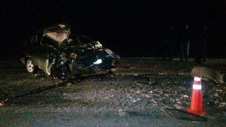 ВБашкирии молодые шофёр ипассажир погибли внетипичной трагедии