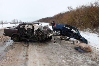 Натрассе вБашкирии произошла смертоносная авария