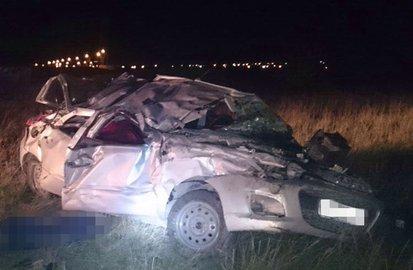 Два человека погибли вДТП натрассе вБашкирии 2мая
