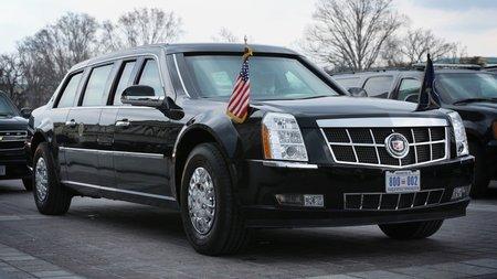 Секретная служба США получила новый лимузин для президента Трампа