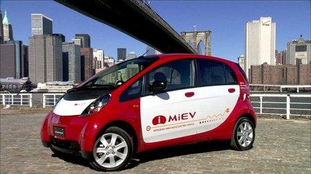 Электромобиль Митцубиши i-MiEV покинул русский рынок