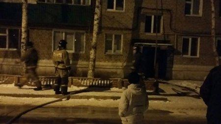 Семья из 5-ти человек пострадала впожаре вМелеузе