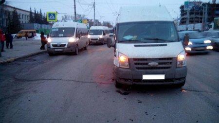ВУфе 11-летний пешеход травмировался вДТП из-за собственной беспечности
