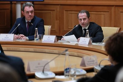 Михаил Бабич на совещании вУфе обсудил вопрос борьбы скоррупцией