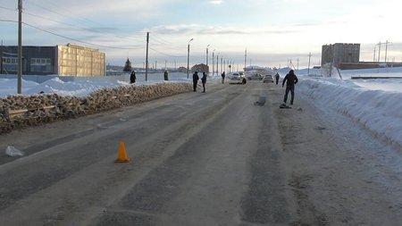 ВБашкирии под колесами БМВ умер пенсионер