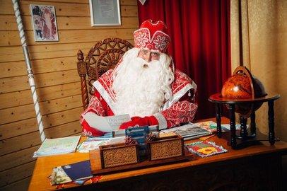 ВБашкирии в2015 году будут действовать 5 юрт Деда Мороза