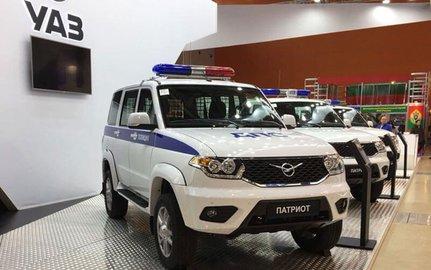 УАЗ представил грузовики Профи для перевозки заключенных