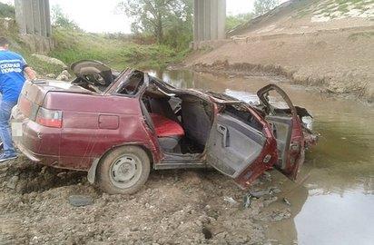Двое граждан  Башкирии погибли вДТП