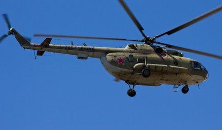 В РФ появится новый вертолет радиоэлектронной борьбы