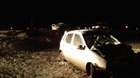 ВУфимском районе вДТП погибла 15-летняя девочка
