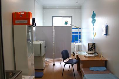 ВБашкирии открылась клиника модульного типа