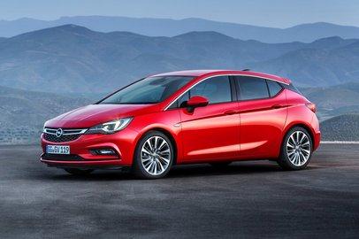 Обновленный автомобиль Opel Astra будет создан на платформе PSA