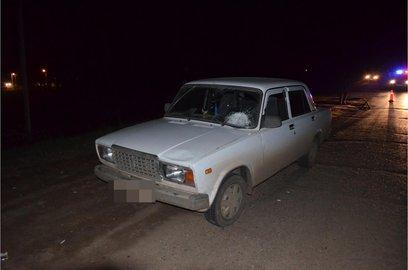 ВБашкирии 52-летняя женщина угодила под колеса «семерки»