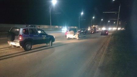 Печальное ДТП вБашкирии: В итоге столкновения 3 авто пострадали 3 человека