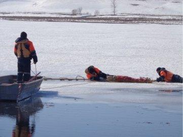 В Башкирии рыбак провалился под лёд