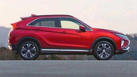 Весной в России начнутся продажи нового Mitsubishi Eclipse Cross