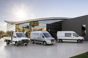 Mercedes-Benz Sprinter и Vito с выгодой до 9% в Газпромбанк Автолизинге