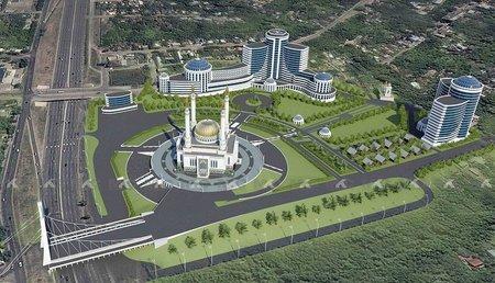 ВУфе отказались от«Муслим-сити» вкачестве наименования будущего квартала