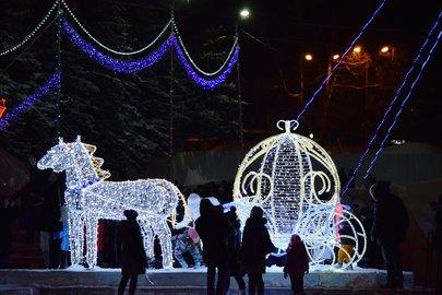 Приедет ли в Уфу Дед Мороз