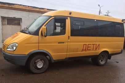 В Башкирии снят с маршрута пьяный водитель школьного автобуса