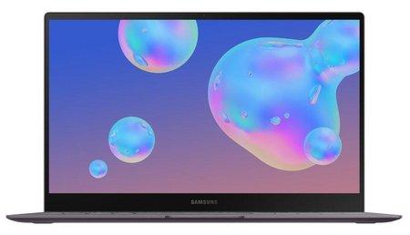 В Сети появились официальные изображения ноутбука Samsung Galaxy Book S