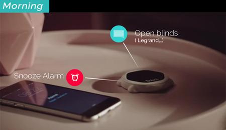 Управлять телефоном можно будет спомощью жестов, используя специальный гаджет