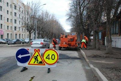 ВУфе запустили вработу интерактивную карту ремонта дорог