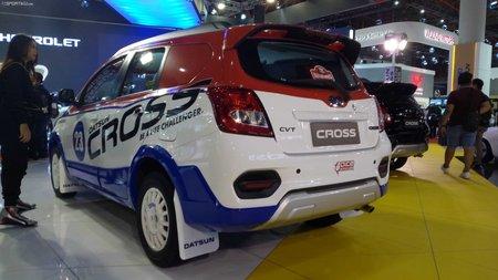 Представлен раллийный кроссовер Datsun Cross Rally