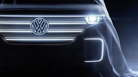 Volkswagen представит новые технологии для электрического концепта в январе 2016 года