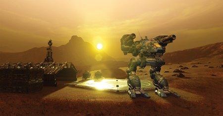Объявлена новая дата выхода игры MechWarrior 5: Mercenaries