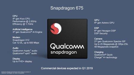 Qualcomm представила чип Snapdragon 675 сакцентом нагейминге