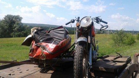 Смертельное ДТП вБашкирии: 12-летняя девочка погибла при опрокидывании мотоцикла