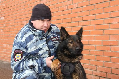 ВБашкирии полицейский спас женщину отсмерти