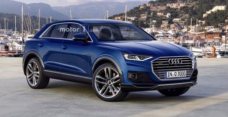 В сети Интернет опубликован рендер кроссовера Audi Q3 2018 модельного года