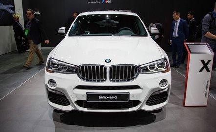 В России стартовали продажи топовой версии BMW X4